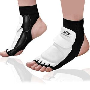 New Taekwondo Foot Protector Gear Martial Arts Fight Boxing Punch Bag Training