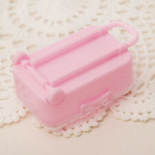 Fashion Mini Rolling Travel Suitcase Box Wedding Favor Party Reception LRS