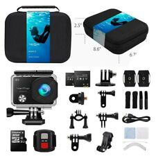 Vantop Moment 3 - 4 K Action Camera W/GoPro Carrying Case