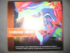 NEU +  OVP CD Tangerine Dream - Inferno Ash Ra Tempel can amon düül kraan