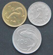 Malta 1 cent -10 cent (1977 - 1986)