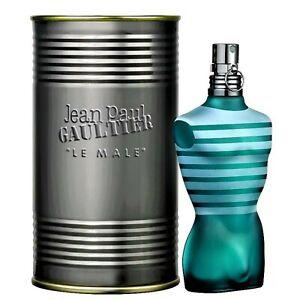Jean Paul Gaultier Le Male Herrenparfüm Eau de Toilette EDT 125 ml - NEU & OVP