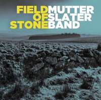 Mutter Slater Band-Field Of Stone CD   Excellent