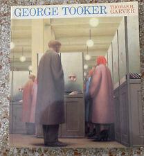 George Tooker Art Book by Thomas Garver Pomegranate Artbooks 1992 Illustrated