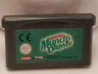 Oddworld: Munch's Oddysee Original Nintendo GameBoy Advance GBA, NDS TOP