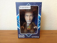 "Doctor Who The War Doctor 6.5"" Titans Vinyl Figure SDCC Convention Exclusive MIB"