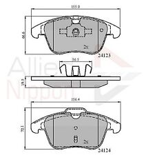 Allied Nippon Front Brake Pad Set ADB01591  - BRAND NEW - 5 YEAR WARRANTY