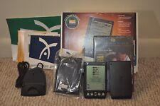 Handspring Visor Deluxe, Complete in Box, Handheld, Vintage PDA