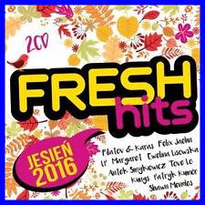 OKAZJA 2CD FRESH HITS JESIEŃ 2016 Margaret Tiesto