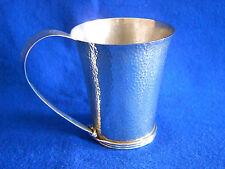 "Michael Aram 925 Sterling Baby Cup 2.75"" high - Original Box"