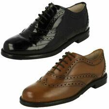 Ladies Van Dal Smart Brogue Style Shoes 'Clyde'