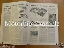 BRO0306-MOBYLETTE EEG,HMW ADMIRAAL,YAMAHA FS1,KREIDLER,SOLEX,ROTTERDAM 1958