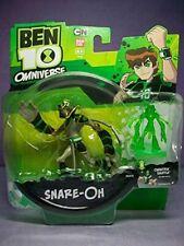 Ben 10 Omniverse Snare-Oh Action Figure~Rare! Ben10 Ten Bandai SnareOh Benmummy