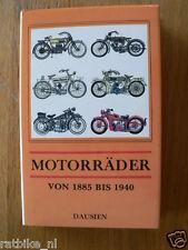 MOTORRÄDER VON 1885 BIS 1940 DAUSIEN,GRIFF0N,FN,OPEL,BMW,NSU,DKW,HOREX,VICTORIA,