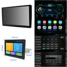 Android 8.1 HD 10.1inch Single 1DIN Car Stereo Radio Player WIFI GPS Mirror Link