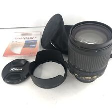 MINT Nikon NIKKOR 18-105mm f/3.5-5.6 AS DX G SWM AF-S VR IF ED Lens / LOW USE
