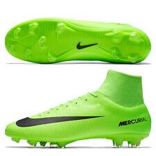 Nike Mercurial Victory VI DF FG Fußballschuh grün/schwarz [903609-303] Gr. 44,5