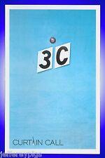 "Playbill "" 3C "" Hannah Cabell , Jake Silbermann , Kate Buddeke , Eddie Cahill"