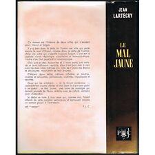 LE MAL JAUNE Jean LARTEGUY TONKIN COCHINCHINE Vietminhs d'Hanoï• et Sa•ïgon 1962