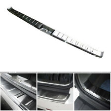 Stainless Rear Bumper Steel Inner Trunk Sill Cover Protector for Toyota Sienna