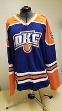 Oklahoma City Barons Okc Edmonton Oilers Hockey Jersey Xl