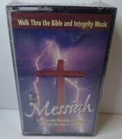 Messiah A Praise & Worship Journey Through The Life Of Christ RARE 2 Cassettes