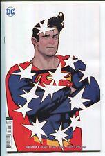 SUPERMAN  6 - ADAM HUGHES VIRGIN ART VARIANT COVER - DC COMICS 2018 853ad455c23