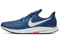 NIKE AIR ZOOM PEGASUS 35 Running Trainers Gym Shoes - UK Size 7 (EUR 41) Blue