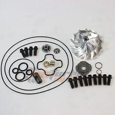 Ford Powerstroke 7.3 GTP38/TP38 7+7 Billet Compressor Wheel Rebuild Kit 13 bolts