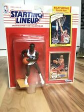 1990 Kenner Starting Lineup Figure SLU Charles Barkley NBA Philadelphia 76ers
