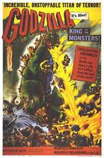 Godzilla Full Size Movie Poster Print, 27x40