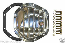 Aluminum Polished Dana 44 Differential Cover Suburban Blazer Jeep Diff 4x4 Front