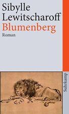 Blumenberg von Sibylle Lewitscharoff, UNGELESEN