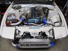 Turbo Kit For 2JZGTE 2JZ Swap 240SX S13 S14 Single T72 Turbo Manifold Downpipe