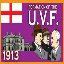 FORMATION OF THE U.V.F - 1913  **NEW** LOYALIST/ULSTER/ORANGE/UVF CD