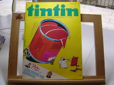JOURNAL DE TINTIN N°40  N°264 BE/TBE 35EME ANNEE COUVERTURE CUBITUS DUPA