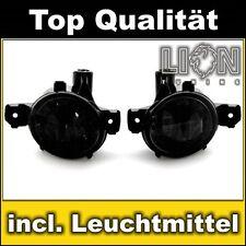 Nebelscheinwerfer Set BMW E81 E82 E87 E88 X1 E84, X3 E83, X5 E70 Schwarz