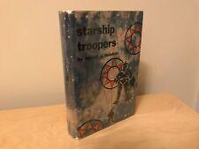 Starship Troopers - Robert Heinlein (1959)-True First Edition