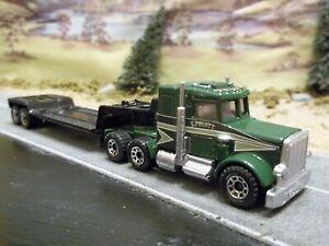 Matchbox - Movin On Truck - Custom 1:80 - NEW MODEL