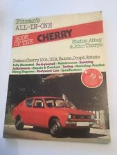 Datsun Cherry 100A, 120A, Saloon, Coupe, Estate