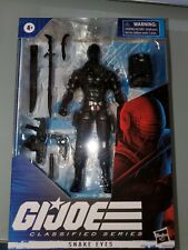 2020 Snake Eyes Gi Joe Classified Series GI Joe Classified Series Snake Eyes 02