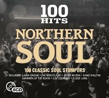 100 Hits: Northern Soul - 5 DISC SET - 100 Hits: Northern Soul (2017, CD NEUF)