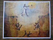 "Indiana Jones & the Last Crusade - Leap of Faith Poster 11"" x 14"" Poster Print"