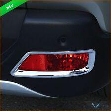 Peugeot 3008 Nebelleuchte Nebelscheinwerfer Licht Lampe Chrom Abdeckung Leiste
