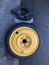 """Honda Civic 16"""" 2006-2020 espacio Saver Rueda De Repuesto & Kit De Jack libre de Neumáticos"""