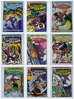 The AMAZING SPIDER-MAN  Issues #180 thru 700 ,& Annuals (you pick which to buy)