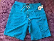 NEW! $59 Oakley Short Alloy Surf Board Blue Size 40