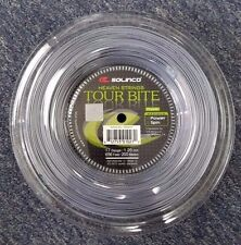 Solinco Tour Bite 17 Gauge 1.20mm 656' 200m Tennis String Reel NEW