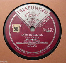 Nice Price > Stan Kenton - Opus In Pastels / Safranski TELEFUNKEN CAPITOL (11)