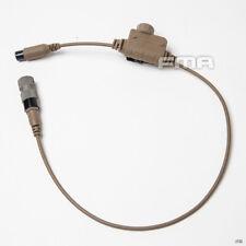 FMA & FCS RAC Headset PTT Tactical Noise Reduction Communication Headset PTT